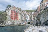 Italy  Cinque Terre  Riomaggiore