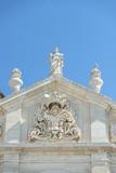 Portugal  Coimbra  Coimbra University  Building Detail