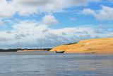 Sand Dune in Lencois Maranheinses NP  Maranhao State  Brazil