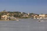 Romania  Danube River Delta  Tulcea  Danube River Waterfront