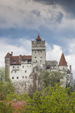 Romania  Transylvania  Bran  Bran Castle  Exterior
