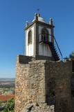 Portugal  Figueira de Castelo Rodrigo  Clock Tower