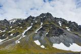 Norway Svalbard Bellsund Varsolbukta Camp Millar