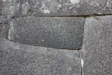 Chile  Easter Island  Vinapu Ceremonial Platform with Slabs of Basalt