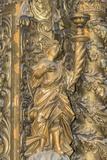 Se Do Porto  Portugal  Oporto  Gilded Sculpture