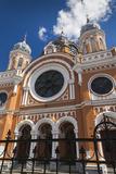 Romania  Transylvania  Targu Mures  Synagogue
