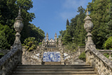 Lamego  Portugal  Shrine of Our Lady of Remedies Steps