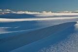 Afternoon Vista  White Sands National Monument  Alamogordo  New Mexico
