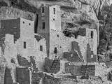 Cliff Palace  Mesa Verde  Colorado  USA