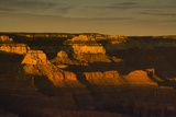Sunset  Hopi Point  South Rim  Grand Canyon NP  Arizona  USA
