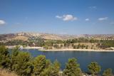 Castaic Lagoon  Castaic Lake Recreation Area  Los Angeles  California