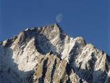 USA  California  View of Lone Pine Peak at Sierra Nevada