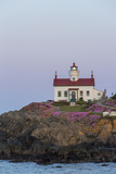 Battery Point Lighthouse in Crescent City  California  USA