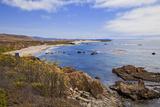 Piedras Blancas, San Simeon, San Luis Obispo County, California, USA Papier Photo par Peter Bennett