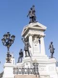 Los Heroes de Iquique Monument Valparaiso  Chile