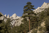 Mt Whitney  Eastern Sierras  Lone Pine  California