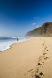 The Long Stretches of Beach  Polihale State Beach Park  Kauai  Hawaii