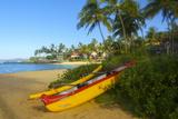 Waiohai Beach  Poipu  Kauai  Hawaii