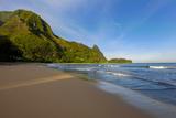 Haena Beach State Park  Kauai  Hawaii