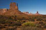 West Mitten  Monument Valley Navajo Tribal Park  Arizona