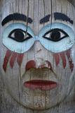 USA  Alaska  Ketchikan  Totem Bight State Historical Park