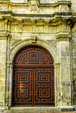 Church of San Pedro Claver  Old City  Cartagena  Colombia