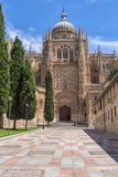 Europe  Spain  Salamanca  Cathedral Exterior