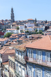 Clerigos Tower  Europe  Portugal  Oporto
