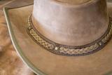 USA  Arizona  Tucson Close-up of Cowboy Hat