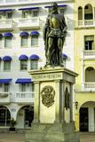 Pedro de Heredia  Plaza de Los Coches  Cartagena  Colombia