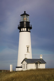 Yaquina Head Lighthouse  Newport  Oregon  USA