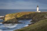 Yaquina Head Lighthouse  Newport  Oregon  USA