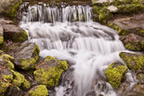 USA  California  Yosemite  Small Falls