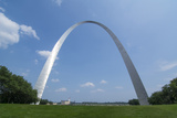 St Louis  Missouri  the Gateway Arch