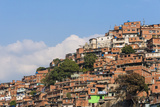 Barrios  Slums of Caracas on the Hillside  Caracas  Venezuela