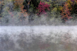USA  Pennsylvania  Benton Fog over Pond