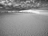 USA  New Mexico  White Sands National Monument Desert Landscape