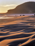 USA  Oregon  Cape Sebastian Beach Landscape