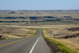 Scenic Byway  Cheyenne River Sioux Reservation  South Dakota