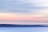 USA  Washington State  Hood Canal Abstract of Ocean and Sky