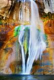 USA  Utah  Lower Calf Creek Falls