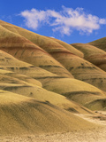 Painted Hills Unit  John Day Fossil Beds National Monument  Oregon