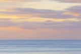 USA  Washington State  San Juan Islands Abstract Sunset Scenic