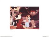 Walt Disney's Peter Pan: Wendy Sings a Lullaby Reproduction d'art par Unknown