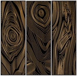 Against the Grain* - Wood Wall Art