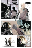 Zombies vs Robots: No 8 - Comic Page with Panels