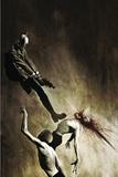 Zombies vs Robots - Cover Art