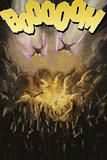 Zombies vs Robots: Volume 1 - Full-Page Art