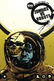 Zombies vs Robots: No 8 - Cover Art