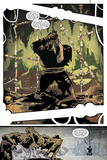 Zombies vs Robots: Undercity - Comic Page with Panels